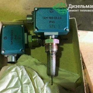 Датчик температуры ТАМ 103-04-2-2