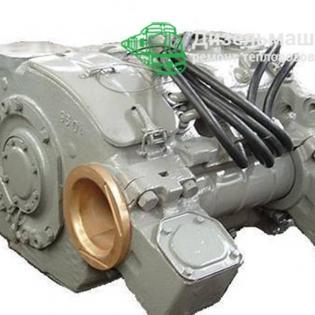 Тяговый электро двигатель Тэд-118А после кр